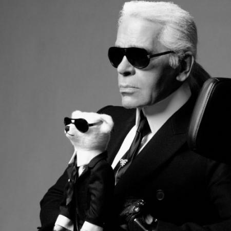 Gallery of the Absurd: Karl Lagerfeld