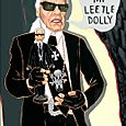 Karl Lagerfeld und His Leetle Dolly