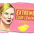Renee Zellweger Sour Chews