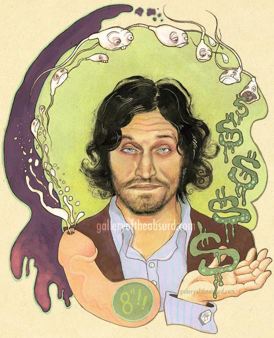 vincent gallo vitalic