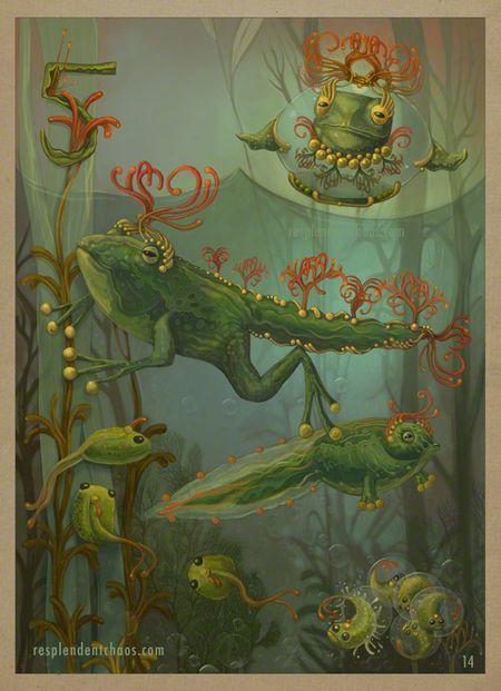 TULPAfrog