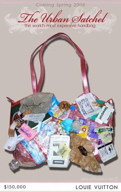 Самые дорогие сумки мира - горячая 10-ка!