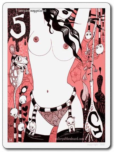 Card5heart