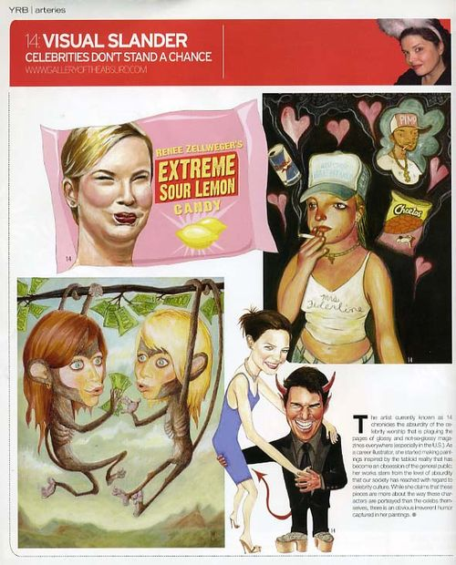 YRB Magazine, United States